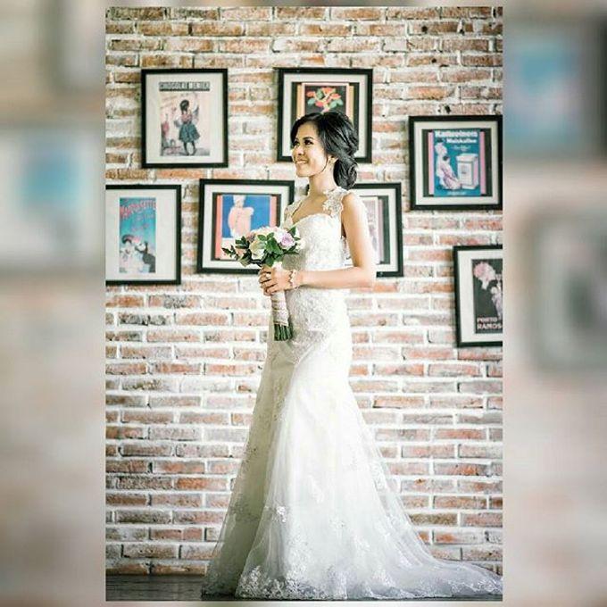 Melysa Prewedding by Yugana Bridal - 003