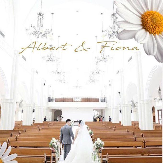 Albert & Fiona by PRIVATE WEDDING ORGANIZER - 004