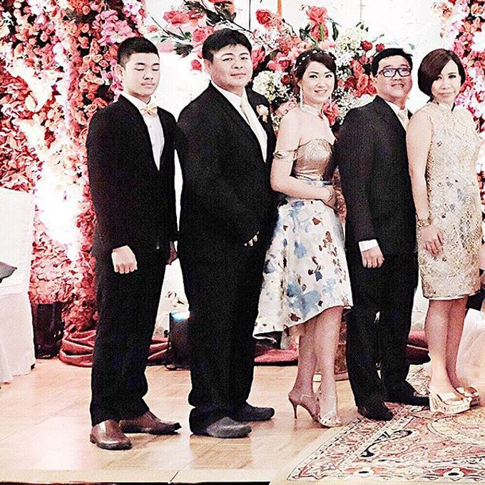golden wedding anniversary by PRIVATE WEDDING ORGANIZER - 003