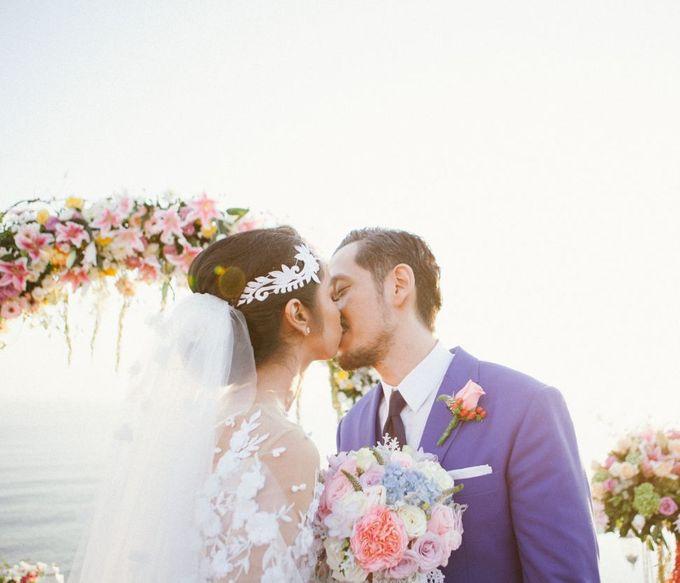 Intan Ayu & Olaf Wedding by Ray Aloysius Photography - 041
