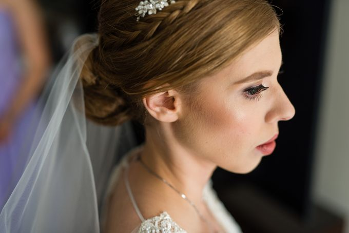 wedding by Makeup by Ivett - 002