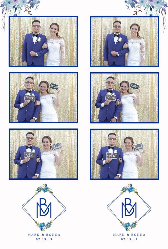 Mark & Bonna Wedding by Boracay Starshots Photobooth - 001