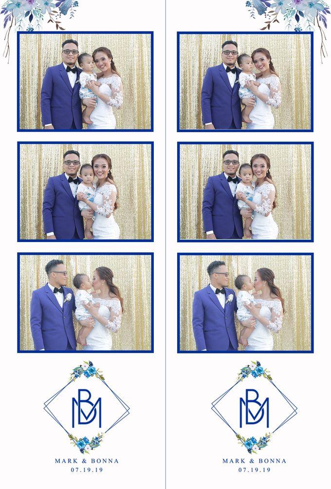 Mark & Bonna Wedding by Boracay Starshots Photobooth - 002