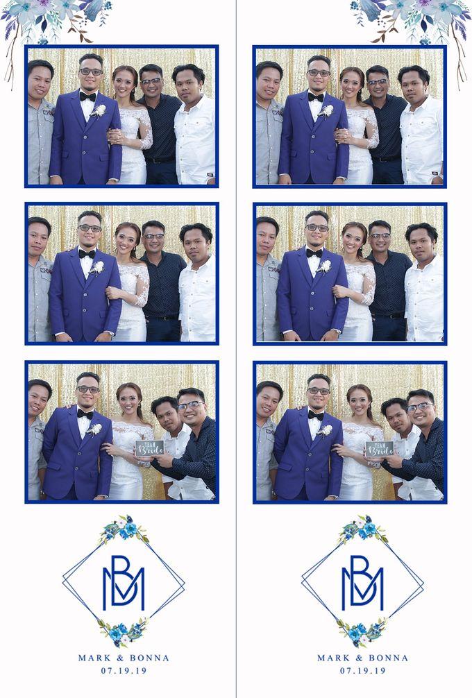 Mark & Bonna Wedding by Boracay Starshots Photobooth - 003