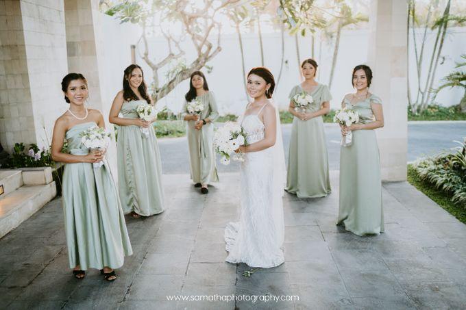The wedding of Paschalia & Margita by Dona Wedding Decoration & Planner - 009