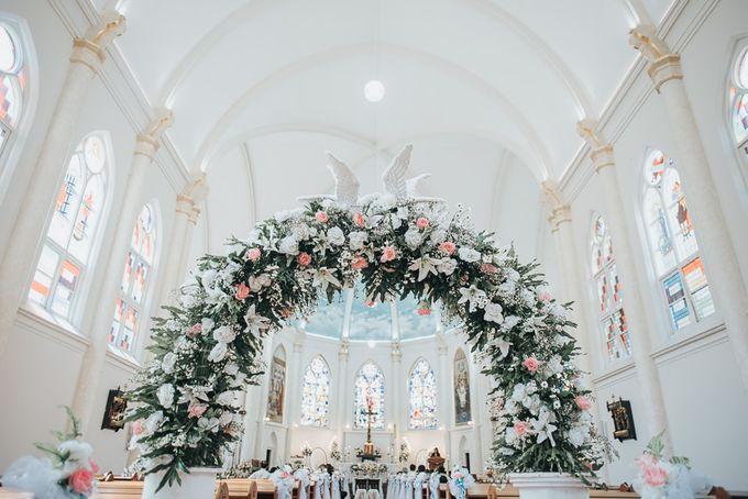 Wedding Of Alex & Olvi by My Day Photostory - 024