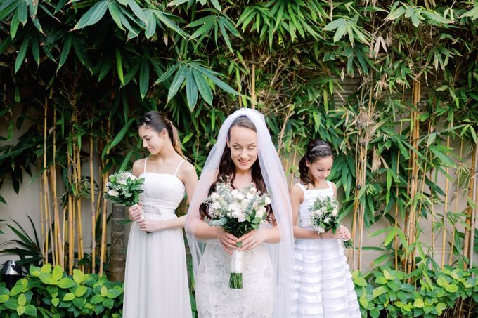 Hannah & Yansen by The Sakala Resort Bali - 017
