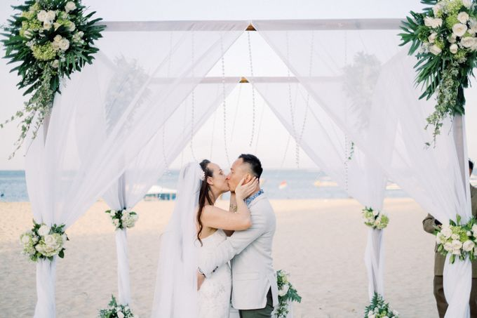 Hannah & Yansen by The Sakala Resort Bali - 021