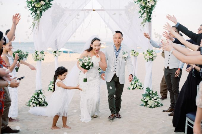 Hannah & Yansen by The Sakala Resort Bali - 022