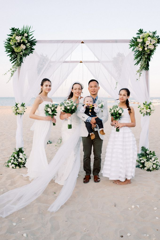 Hannah & Yansen by The Sakala Resort Bali - 024