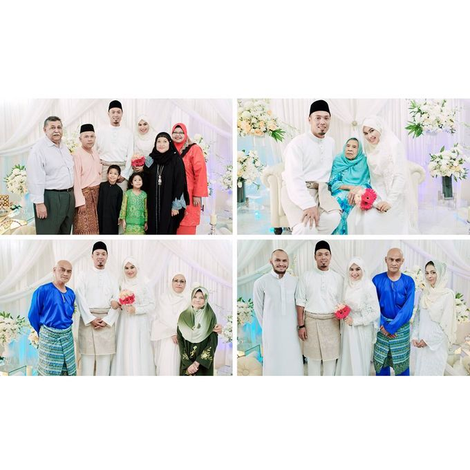 Solemnization of  Calissa & Nasoha by Amalina Tuna Photography - 003
