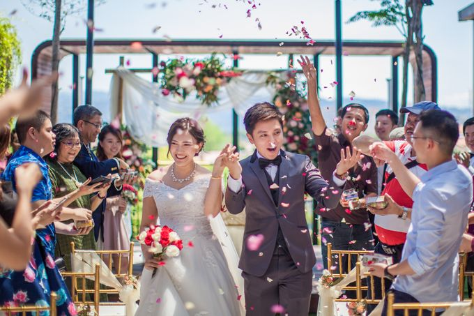 Celebrate Love with Fredrick & Joanne by Aplind Yew Production - Wedding Cinematography & Photography - 015