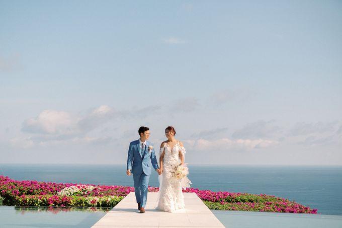 The Wedding of Adeleine & Kitt by Tirtha Bridal - 007