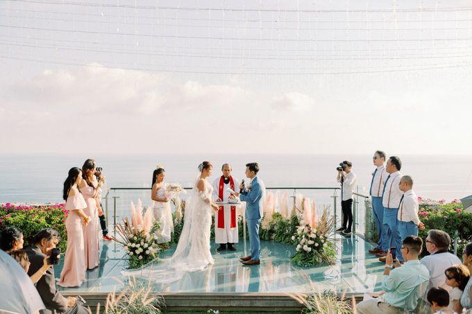 The Wedding of Adeleine & Kitt by Tirtha Bridal - 006
