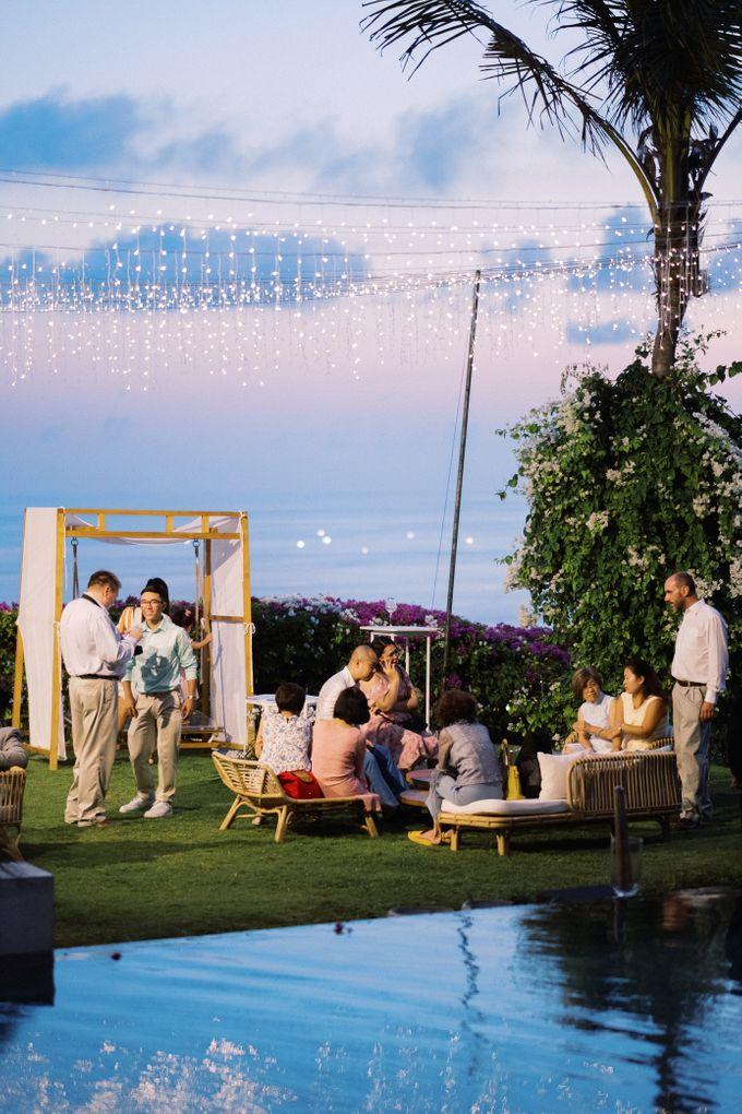 The Wedding of Adeleine & Kitt by Tirtha Bridal - 008