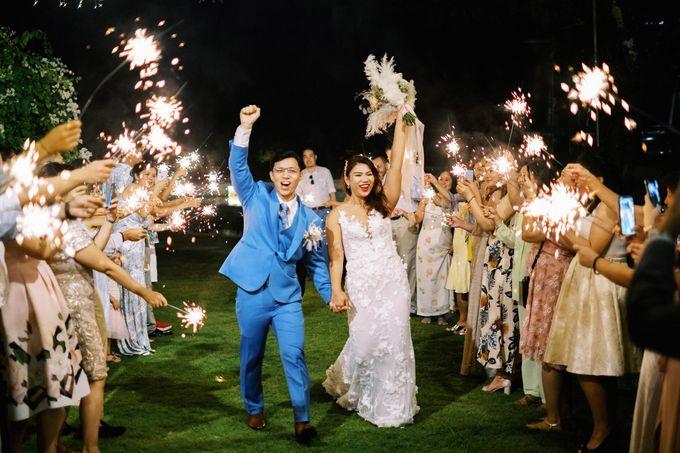 The Wedding of Adeleine & Kitt by Tirtha Bali - 009