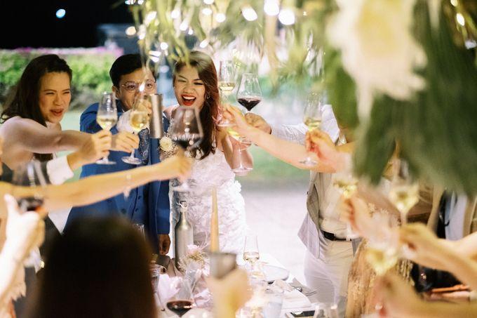 The Wedding of Adeleine & Kitt by Tirtha Bridal - 010
