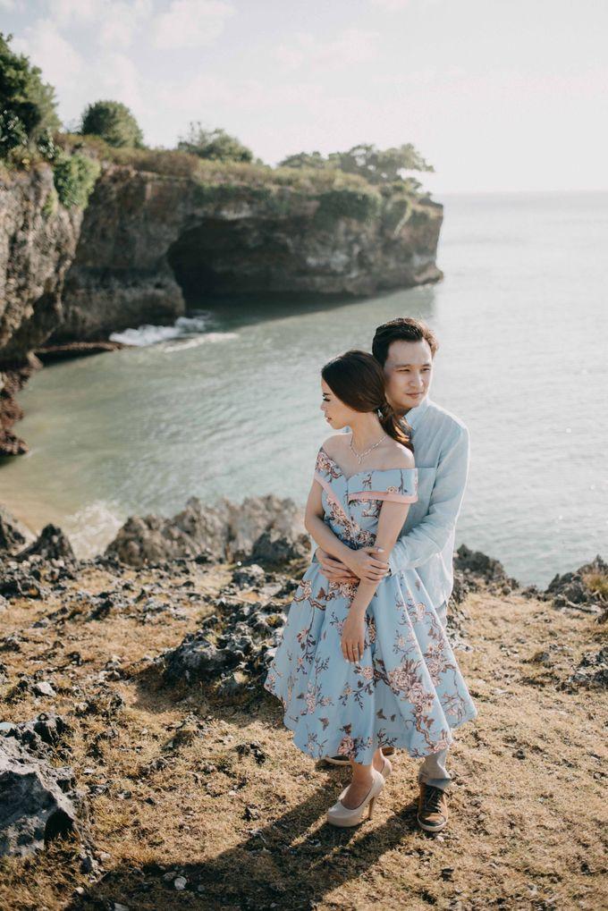 Bali Prewedding Angel & Edo by StayBright - 009