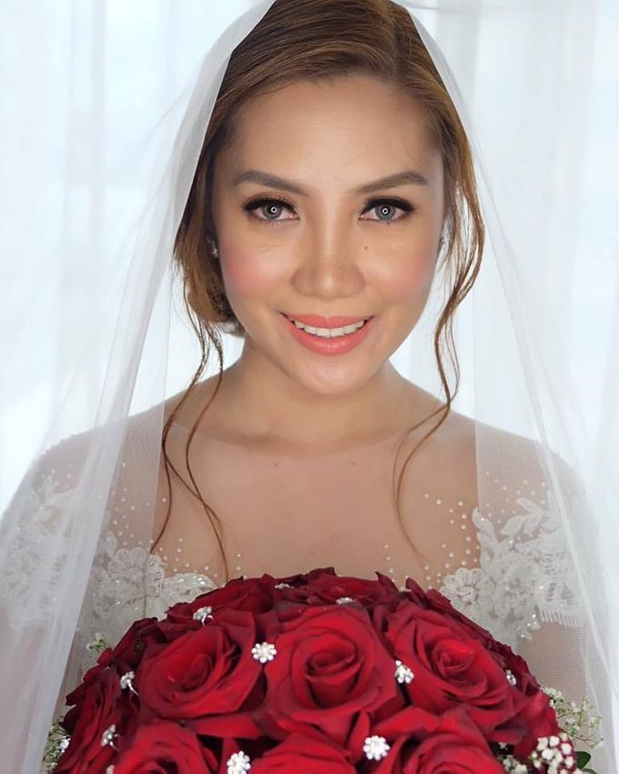 Brides by Aica Latay Makeup Artistry - 012