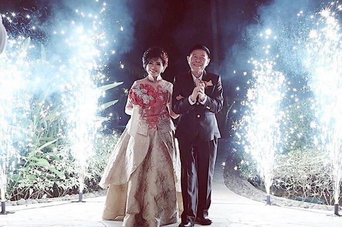 golden wedding anniversary by PRIVATE WEDDING ORGANIZER - 002
