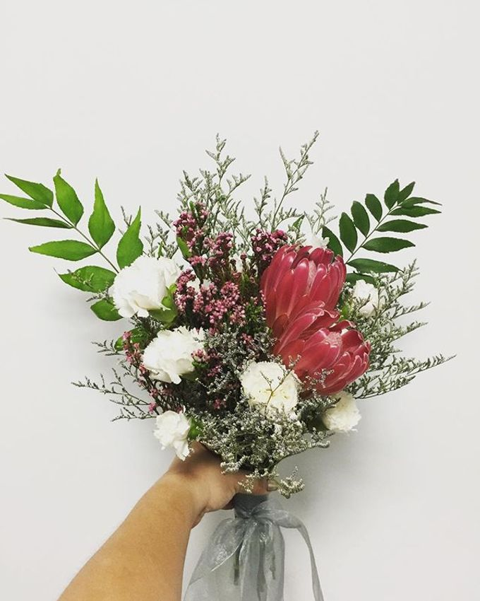 Flowers Bouquet by Te Planner - 034