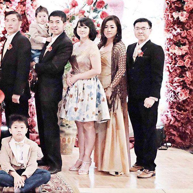golden wedding anniversary by PRIVATE WEDDING ORGANIZER - 005