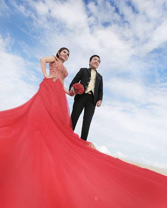 Pre Wedding Belitung by LeVien - 001