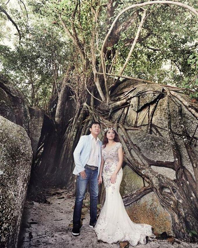 Pre Wedding Belitung by LeVien - 003