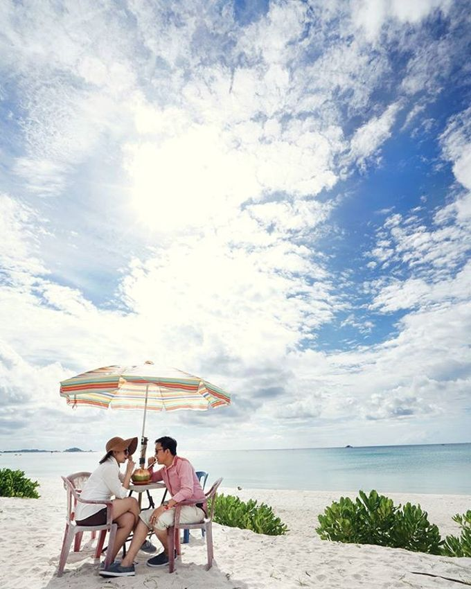 Pre Wedding Belitung by LeVien - 007