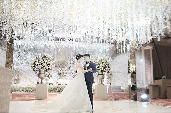 Albert & Fiona by PRIVATE WEDDING ORGANIZER - 001