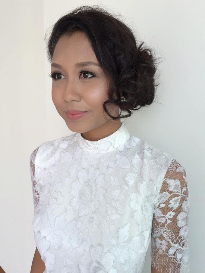 Outdoor Photoshoot - Gown by Andriana Jamil - 001
