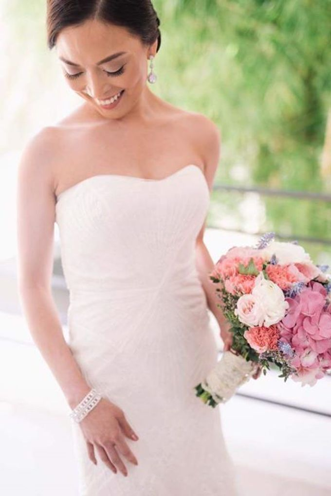 Rouella Real wedding  by Make Up by Ella - Boracay Based Make up Artist - 002