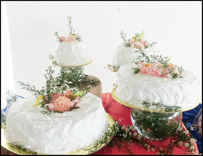 Wedding Cakes by The Cupcake Theory - 008