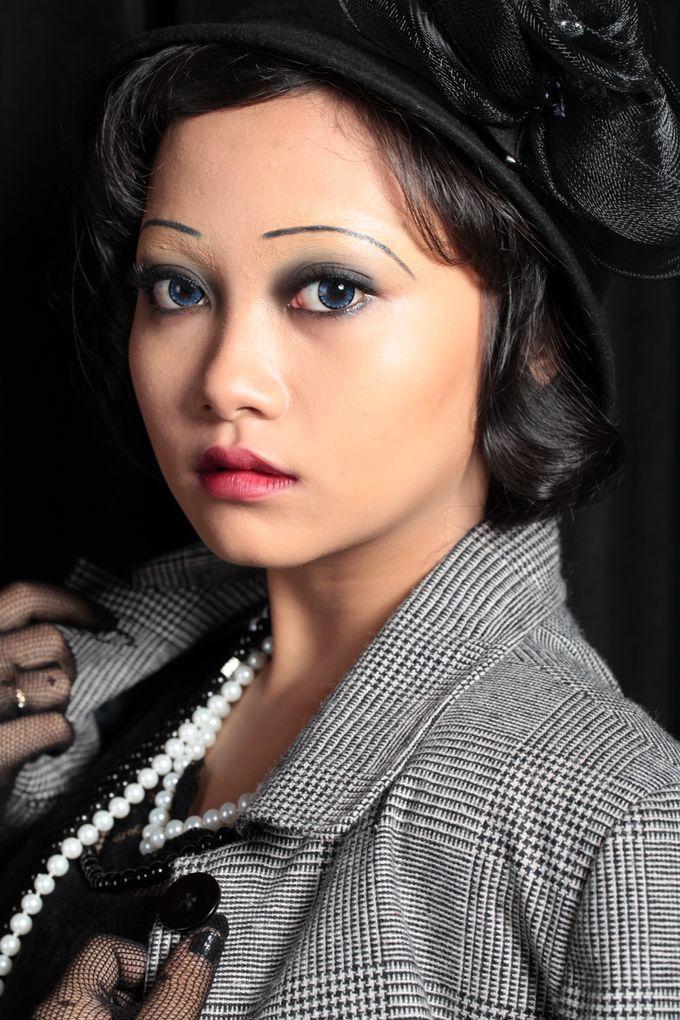 Artistic Makeup Project by Arini Makeup Artist - 001