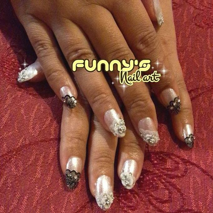 Sept- Oct by Funny's Nail art - 001