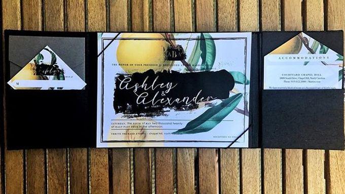 Custom Invitations by revelry + heart - 003