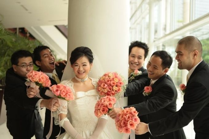 Wedding Arrangements by Fluxerchef Jakarta - 010
