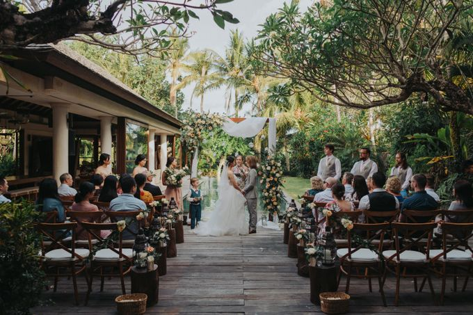 Intimate Wedding in Canggu by Silverdust Decoration - 024