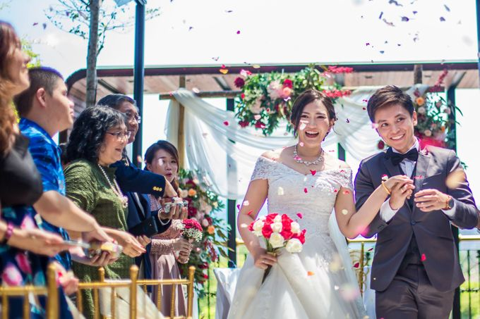 Celebrate Love with Fredrick & Joanne by Aplind Yew Production - Wedding Cinematography & Photography - 017