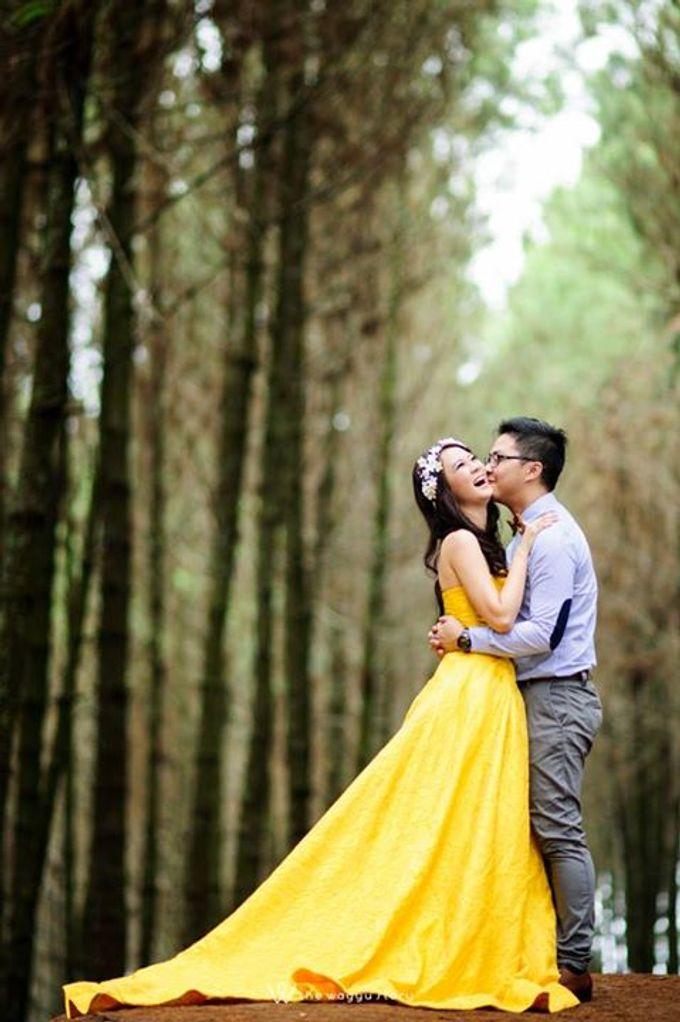 Engagement - Hindra and Meldiane by Jasmine Florist - 003