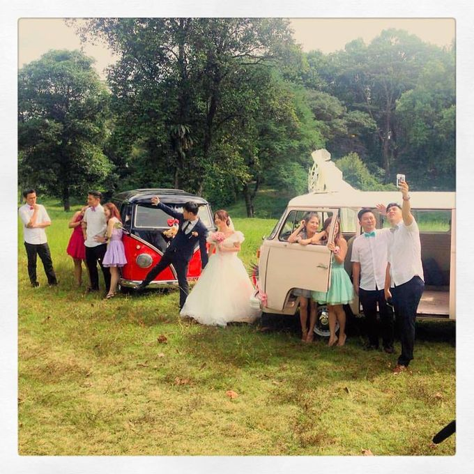 Kombi Rocks Bridal Ride Service by Kombi Rocks - 010