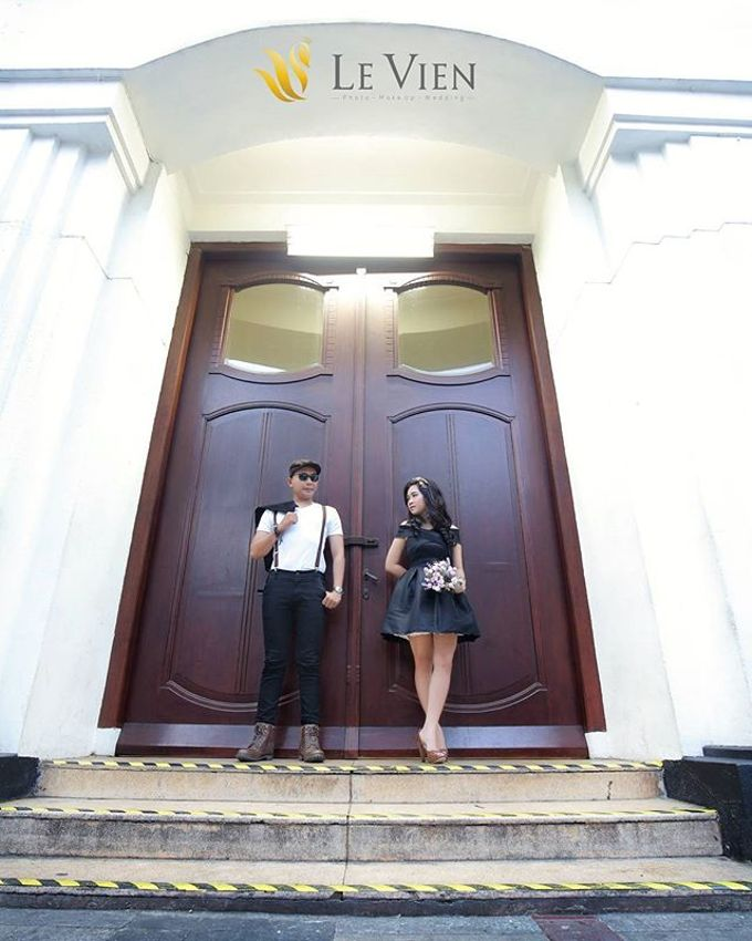 Pre Wedding Braga by LeVien - 012