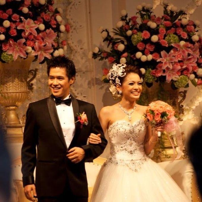 Wedding Arrangements by Fluxerchef Jakarta - 018