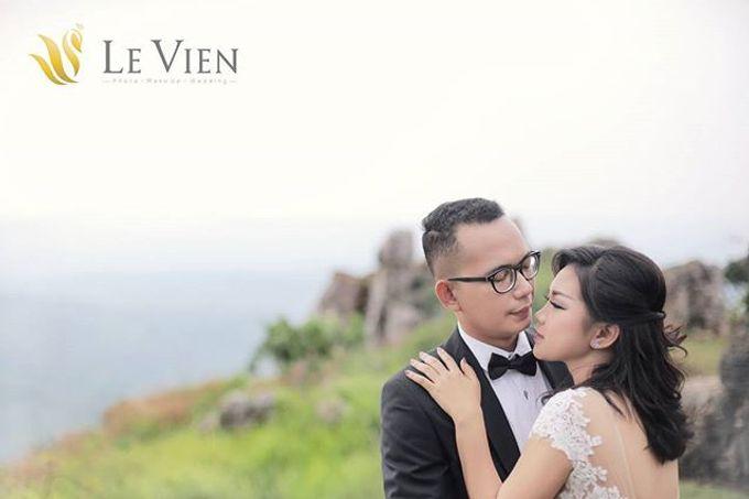 Pre Wedding Stone Garden by LeVien - 009