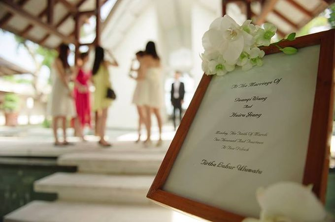 The Wedding W + J by Studio 8 Bali Photography - 014