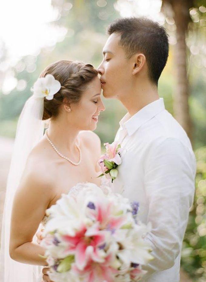 Rachel & Daniel Wedding by Angga Permana Photo - 005