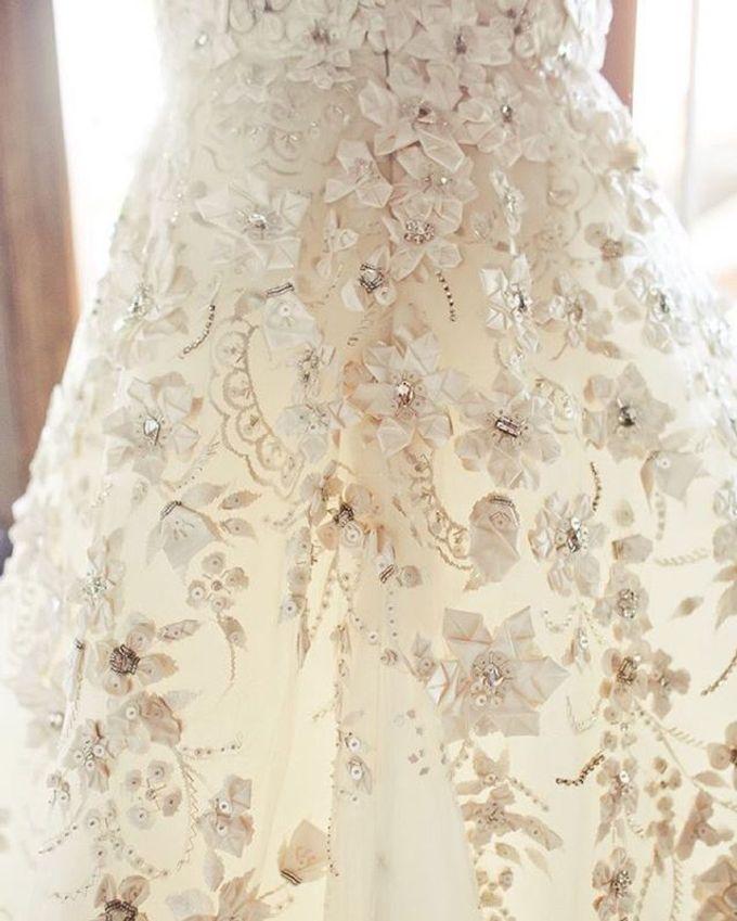 NEW ARRIVALS - WEDDING DRESS by LAMIIK BRIDAL - 035