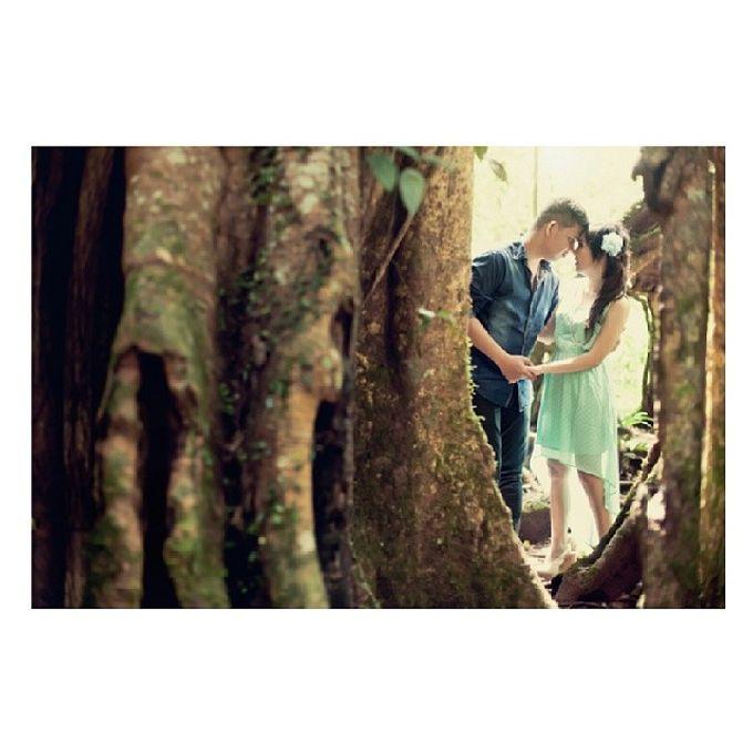 Tongam & Naomi - Prewedding by Carrousel Photography - 001