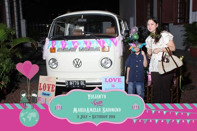 The Weddng of Yulianto & Amy by Twotone Photobooth - 025