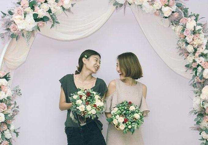 Wedding  by LadyEvaFlorist - 001
